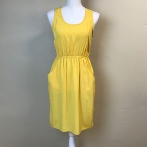 3/$30 - Everly Pocketed Yellow Dress